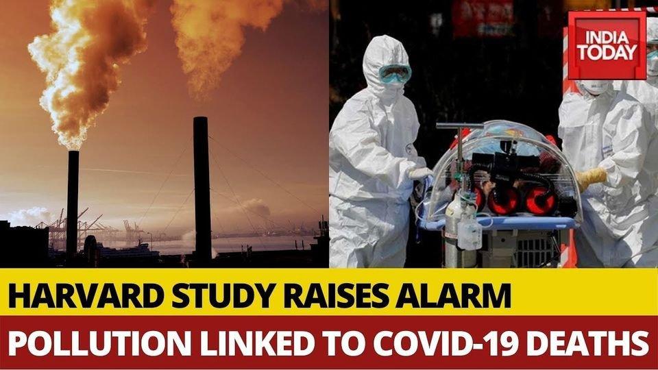 Povećano zagađenje vazduha olakšava širenje koronavirusa